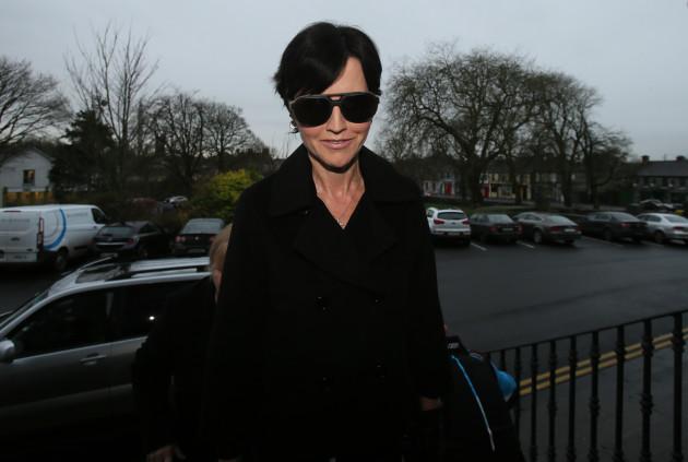 Dolores O'Riordan court case