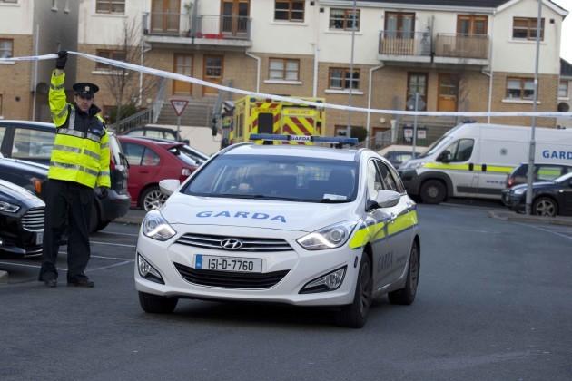 20/12/2015. The Siege Tallaght. The scene in Deerp