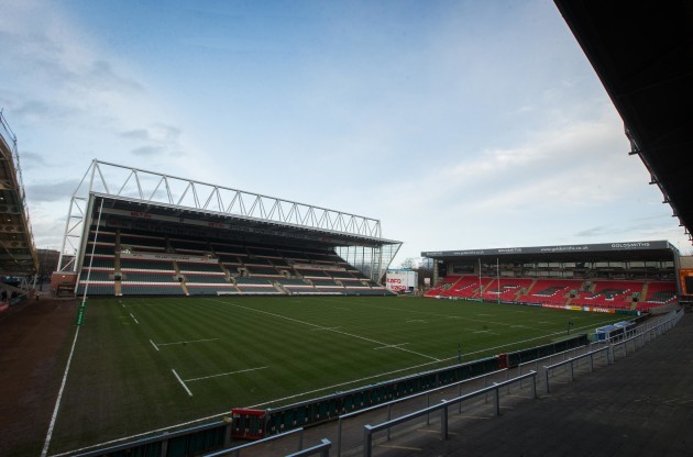 A view of Welford Road