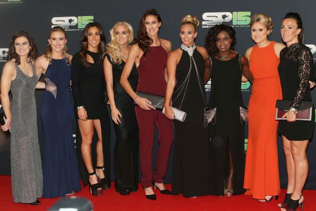 The England women's football team