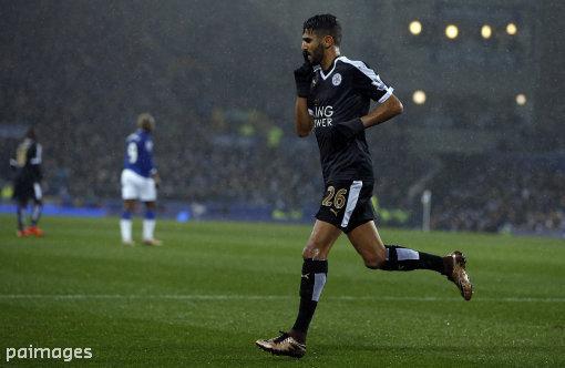 Everton v Leicester City - Barclays Premier League - Goodison Park