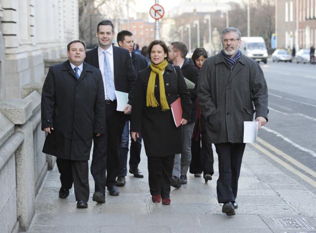 16/1/2012 Troika in Ireland