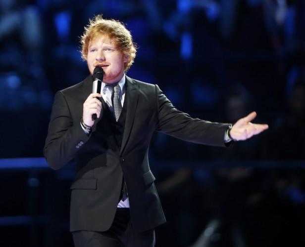 Italy 2015 MTV EMA Awards Show