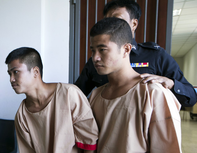 Thailand Tourist Murder Case