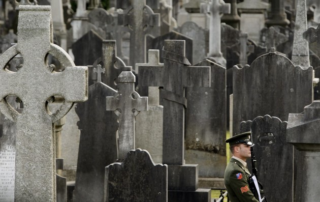 Centenary Commemoration of the Funeral of O'Donovan Rossa
