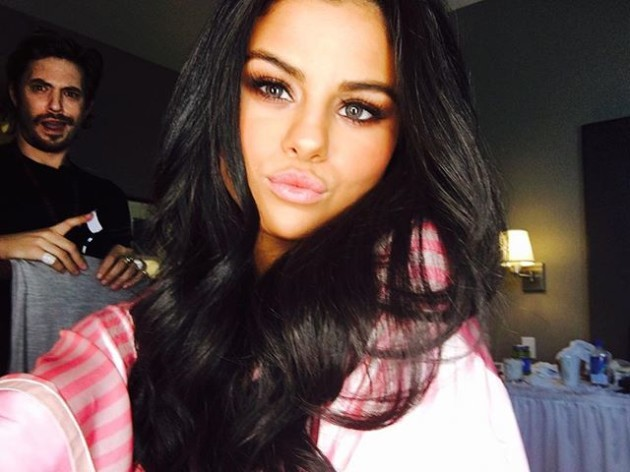 Instagram photo by Selena Gomez * Dec 9, 2015 at 2:36am UTC
