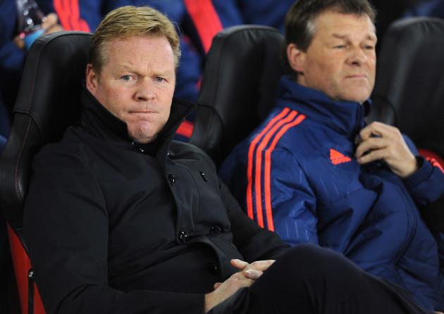 Southampton v Arsenal - Barclays Premier League - St Mary's