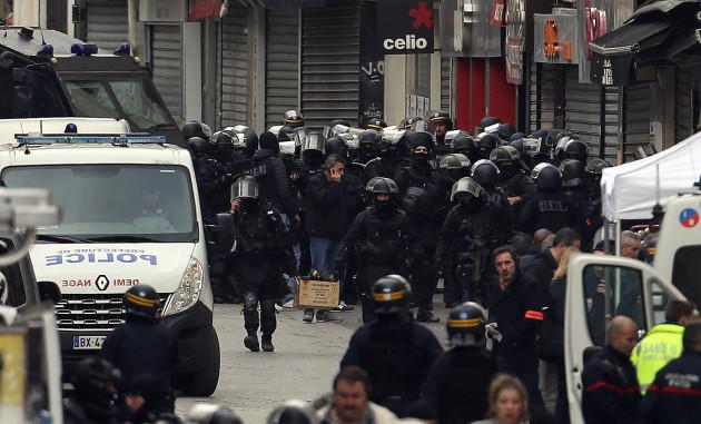 Paris Terror Attack