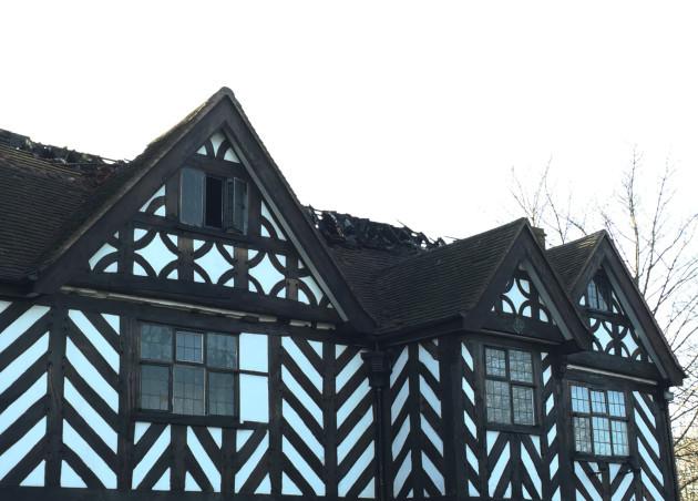 Stratford House fire - Birmingham