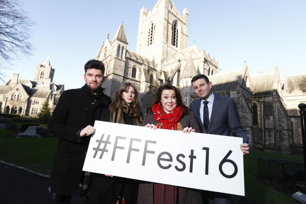 First Fortnight 2016 Picture Conor McCabe