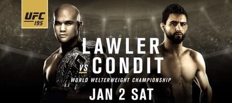 UFC195