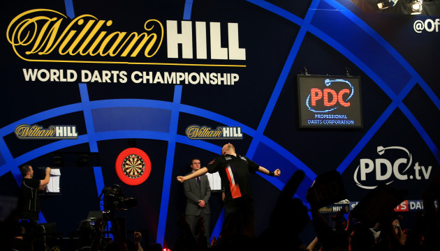 2015 William Hill PDC World Championship - Day Eleven - Alexandra Palace