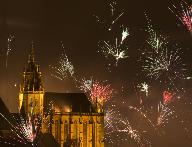 Germany New Years Eve