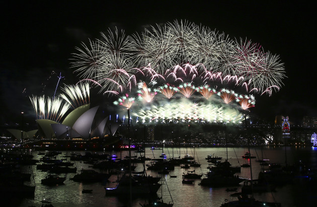 New Years Eve Sydney Harbour