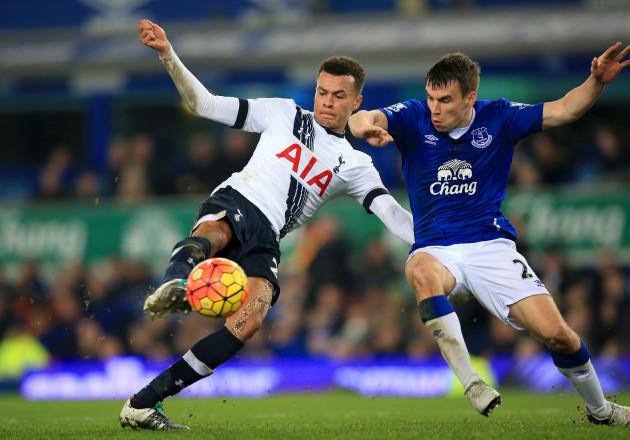 Everton v Tottenham Hotspur - Barclays Premier League - Goodison Park