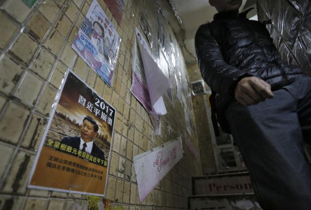 Hong Kong Missing Booksellers