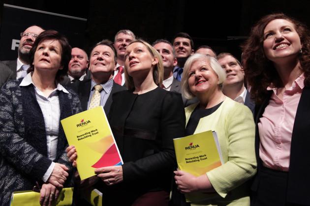 4/1/2016 RENUA Ireland party leader Lucinda Creigh