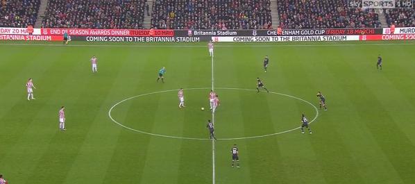 Stoke Liverpool kick off