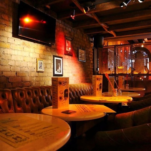 Step in from the wind and rain and cosy up with us this evening! #camdenexchange