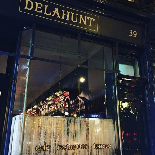 #NYE #dinner at @delahuntcamden #lovedublin #uncoverdublin #whatsarahate