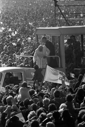 The Pope in Dublin