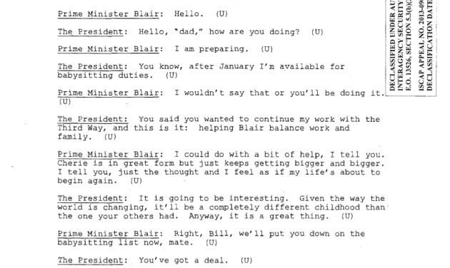 ClintonBlairTranscripts 478