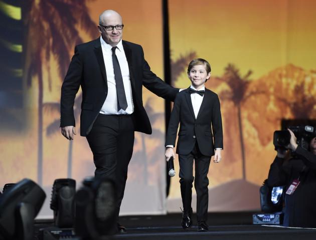 Palm Springs International Film Fest Gala 2016 - Show - California