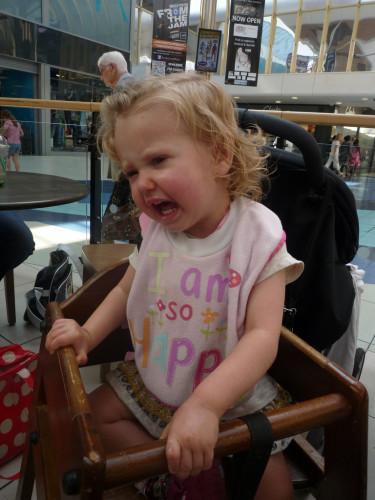 Emotion - tantrum