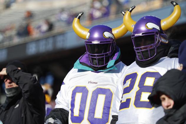 Seahawks Vikings Football