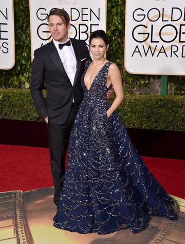 73rd Annual Golden Globe Awards - Arrivals - Los Angeles