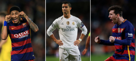 Ballon d'Or 2015 Poll MAIN