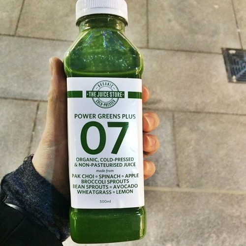 Pit stop at @the_juice_store for some healthy fuel while shopping. Dublin has so many healthy spots, and now they are on the cold pressed juice train