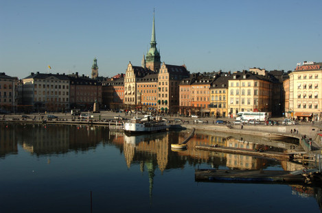 Travel Stock - Stockholm - Sweden