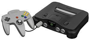 Nintendo 64 - Wikipedia, the free encyclopedia