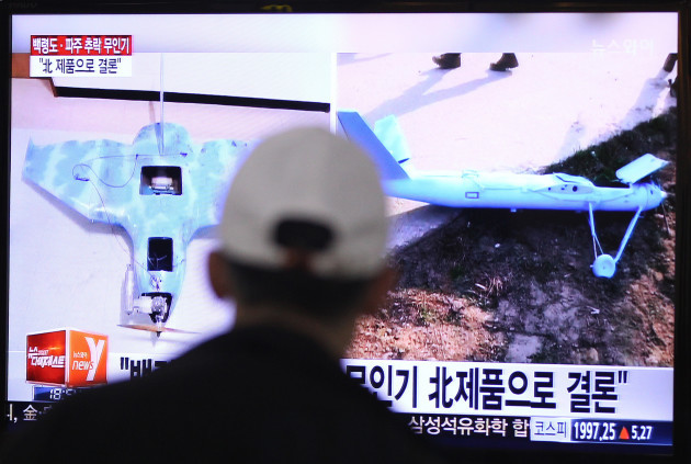 South Korea Koras Tension