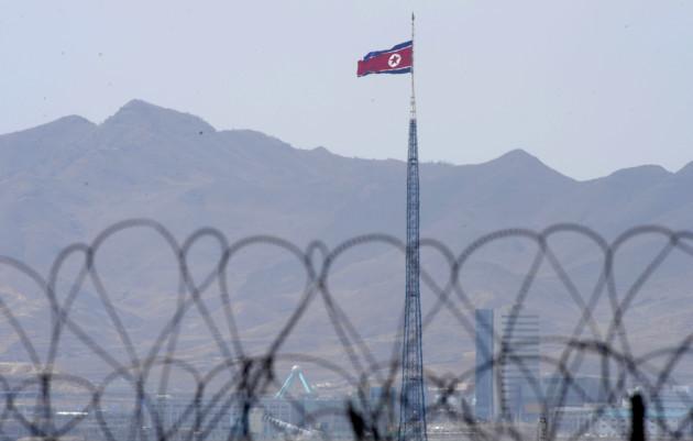 South Korea North Korea DMZ