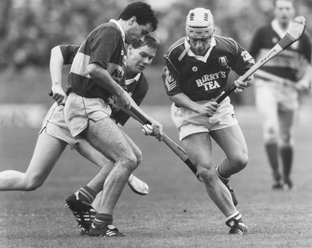 Barry Egan and Conor Stakelum 1993