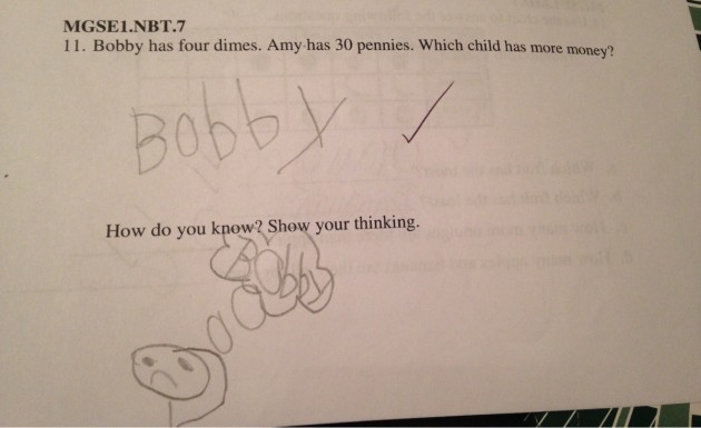 This is why my kid is going places.