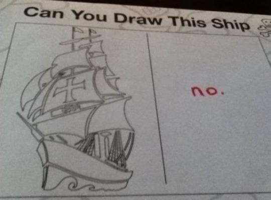 drawship