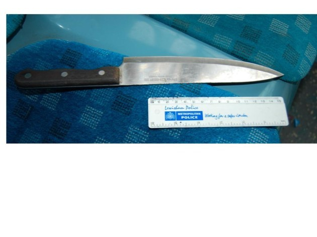 L14-16 - Knife