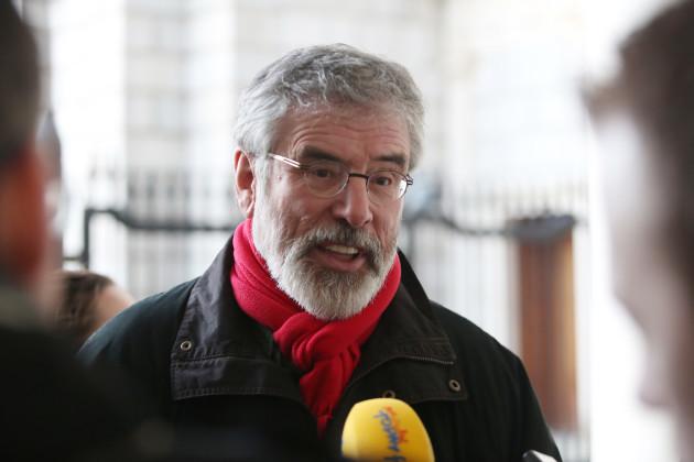 12/1/2016. Sinn Fein Flooding Insurance Issues