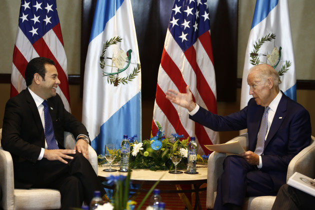 Guatemala Presidential Inaguration