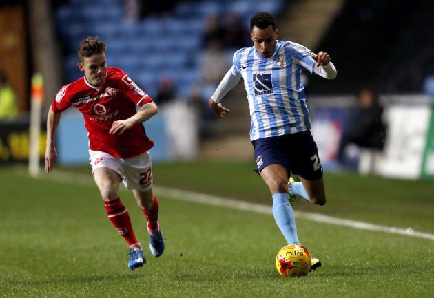 Coventry City v Walsall - Sky Bet League One - Ricoh Arena