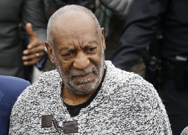 Bill Cosby Charged With Indecent Assault - Philadelphia