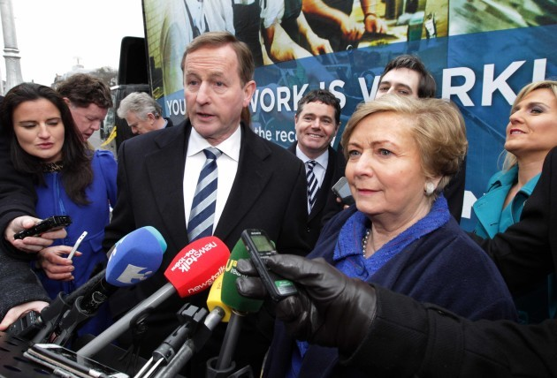 11/1/2016 An Taoiseach, Enda Kenny TD is pictured