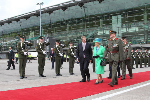 Royalty - Queen Elizabeth II State Visit to Ireland