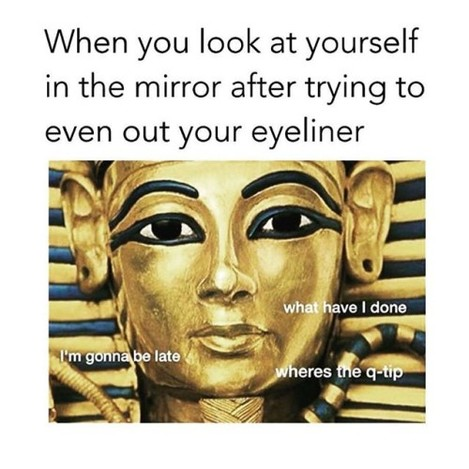 #makeupproblems #makeupfail #makeupjunkie