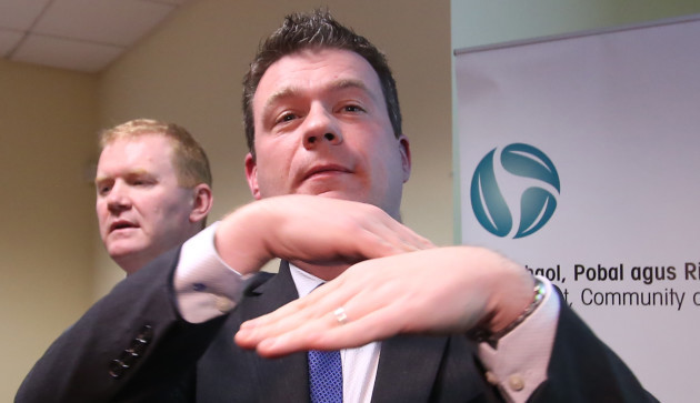 9/12/2014. Launch of Plans to Tackle Homelessness Crisis
