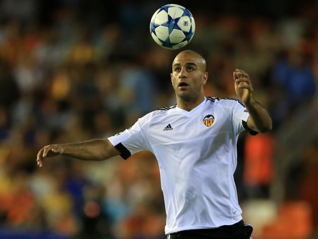 Soccer - UEFA Champions League - Group H - Valencia v Zenit Saint Petersburg - Estadi de Mestalla