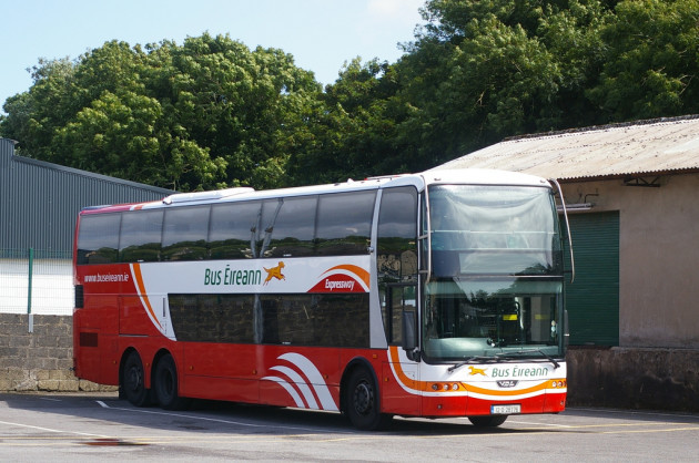 13-154 Donegal Bus Garage - two of two; LE8 (12 D 28776)